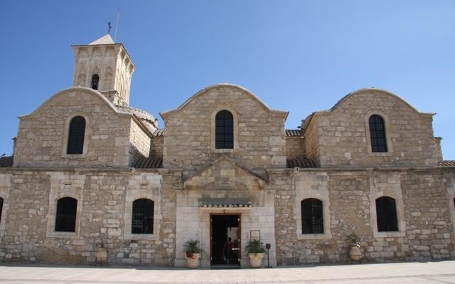 Храм св.Лазаря в Ларнаке. Кипр.