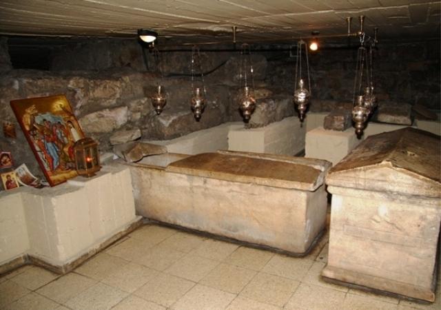 Гробница св.Лазаря Четверодневного в Ларнаке, Кипр.