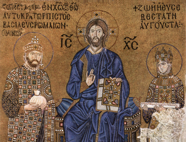 Hagia_Sofia_Jesus_Christ_between_King_Constantine_IX_and_Queen_Zoe.sized
