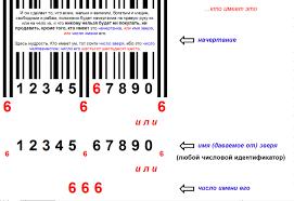 Картинки по запросу число 666 и штриховой код фото